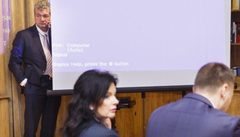 'KPV LV' nekritizē ieceri par sadarbības padomi un saredz pozitīvas indikācijas