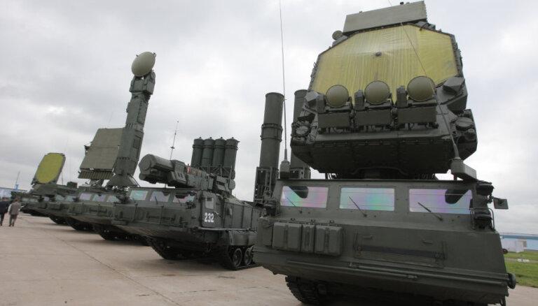 Израильтяне нашли четыре российские установки C-300 на севере Сирии