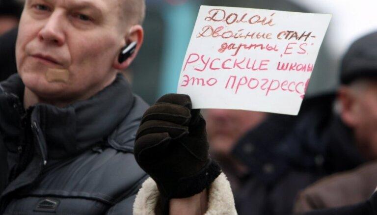 """""""Штабисты"""" представили Друвиете свои требования"""