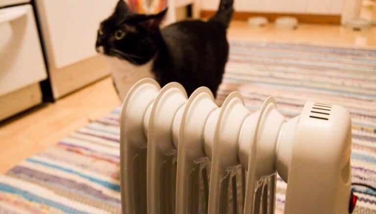 Vai iespējams paaugstināt radiatoru siltumatdevi?