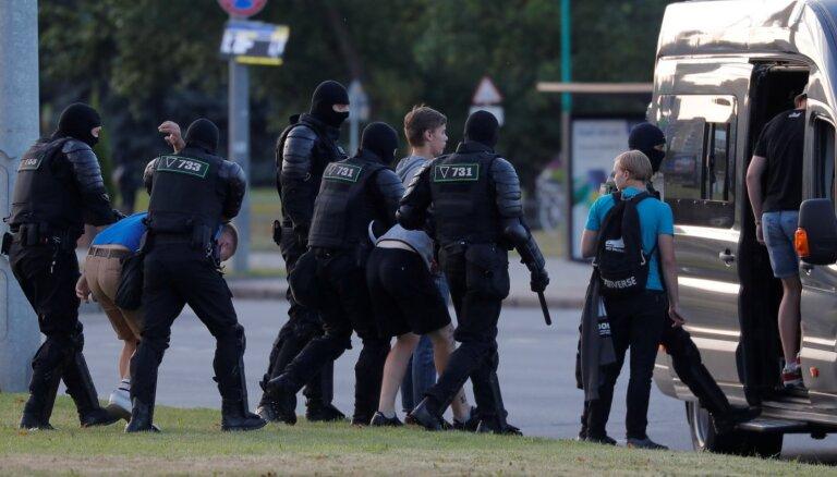 В Беларуси задержаны два жителя Латвии