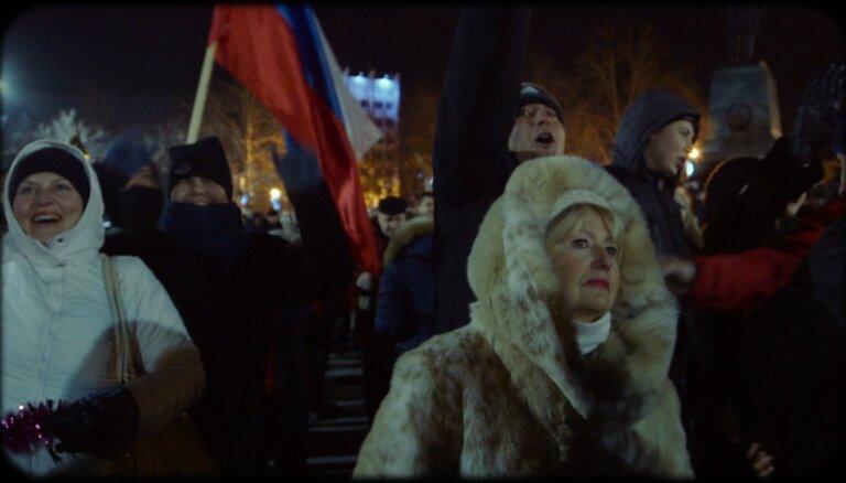 LTV rādīs Vitālija Manska jaunāko filmu 'Radinieki'