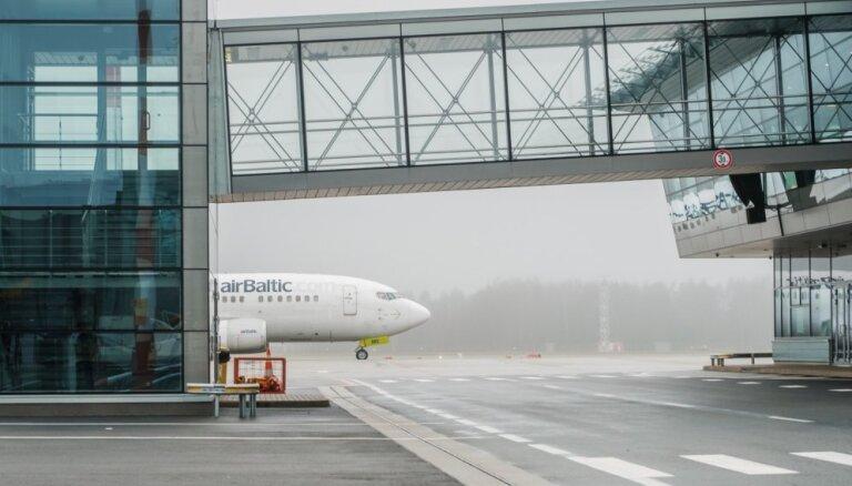 'Saber Strike' mācības varētu radīt izmaiņas lidostas 'Rīga' lidojumos