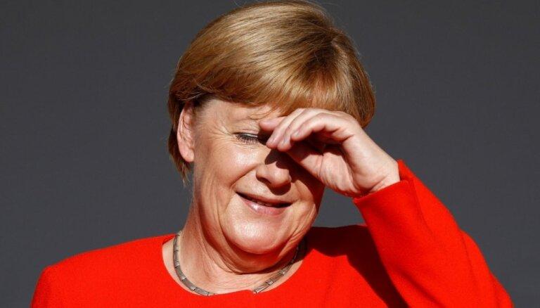Tramps: Merkele 'smagi cietusi' migrācijas dēļ
