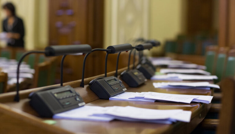 Iniciatīvu par publisku revīziju Saeimas budžetam nodos Juridiskajai komisijai