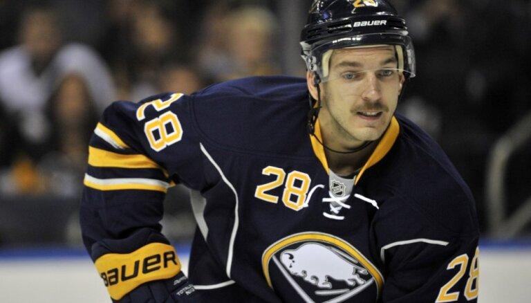 Girgensons: protams, ka nervozēju pirms NHL 'All-Star' spēles