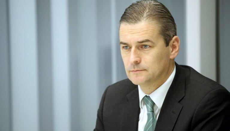 Суд арестовал банковские счета и имущество Бондарса