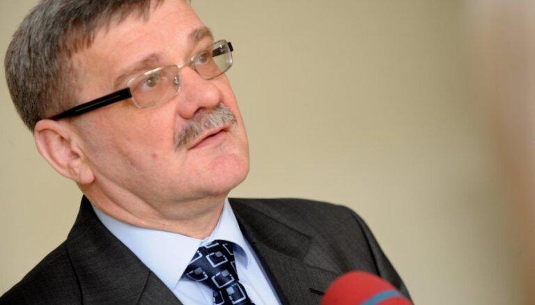 Янис Лачплесис вернулся в кресло мэра Даугавпилса