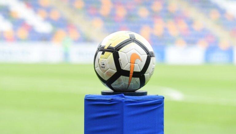 Jaunā virslīgas sezona sākas ar čempiones 'Riga' uzvaru Jelgavā