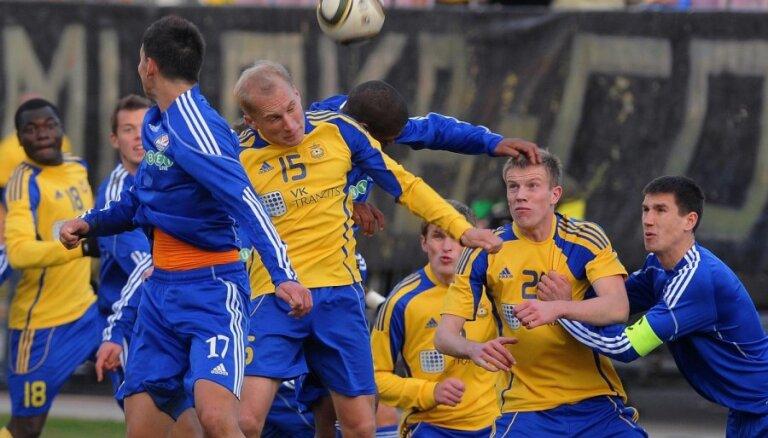 LFF apstiprina Latvijas čempionātu ar desmit komandu dalību