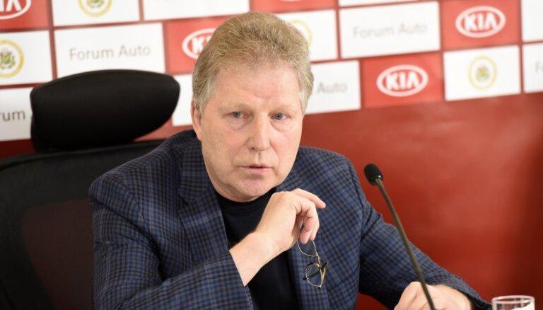 Starkovs kompensācijā no LFF pērn saņēmis teju 60 tūkstošus eiro