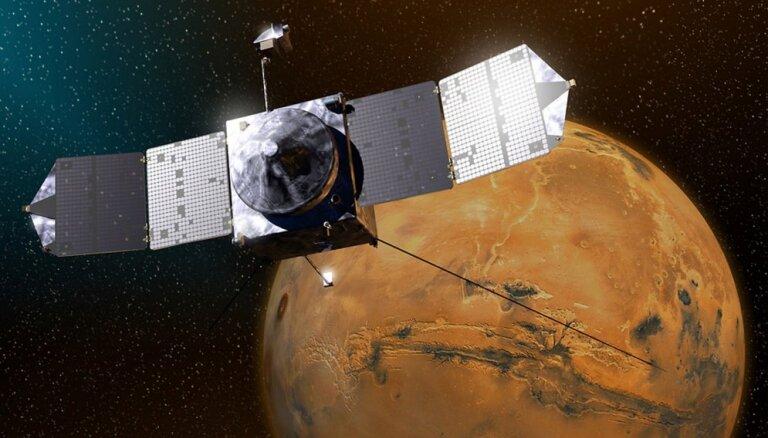 NASA успешно отправило на Марс космический аппарат InSight