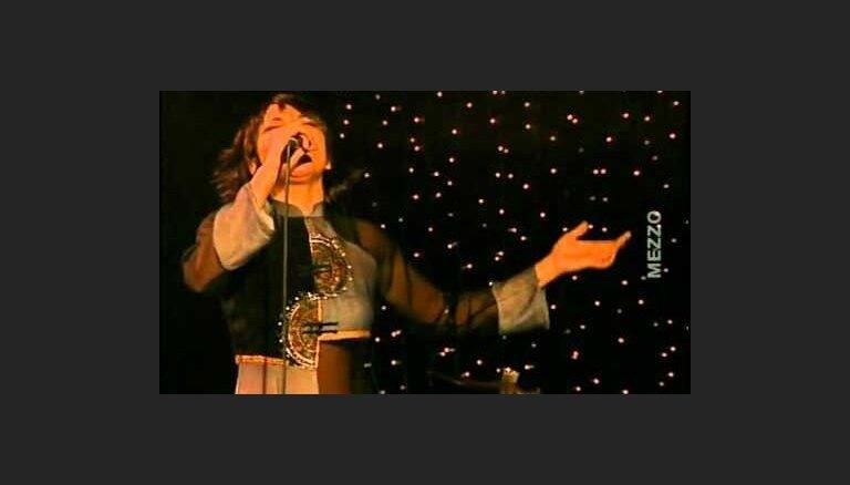 "Королева французского джаза Mina Agossi на открытии фестиваля Summertime в ""Дзинтари"""