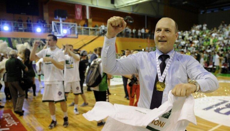 Štelmahers kļūst par Polijas kluba 'Energa Czarni' galveno treneri