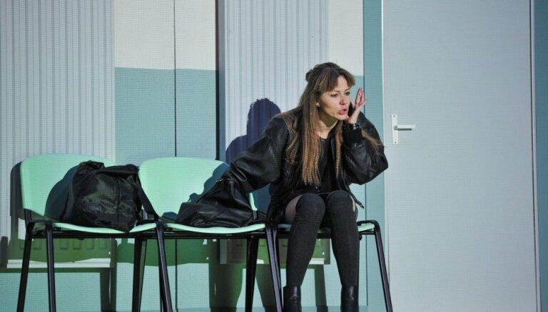 Teātra muzejā būs tikšanās ar aktrisi Maiju Doveiku