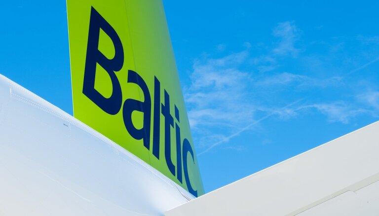 'airBaltic' emitējusi obligācijas 200 miljonu eiro vērtībā