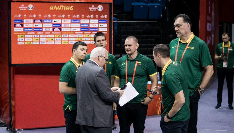 FIBA atzīst kļūdu un Lietuvas liktenīgā mača tiesnešus atstādina no Pasaules kausa