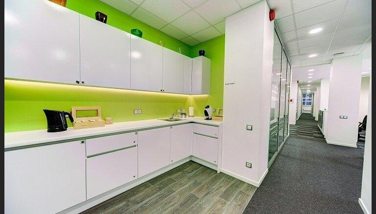 Kādas biroja telpas tev nepieciešamas?