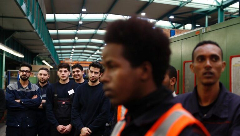Ликвидирован Рижский центр координации приема ищущих убежища