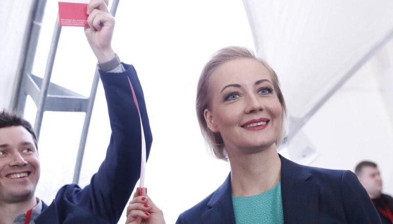"""Юлия Навальная об обращении главы Росгвардии: """"Это угроза всей нашей семье"""""""