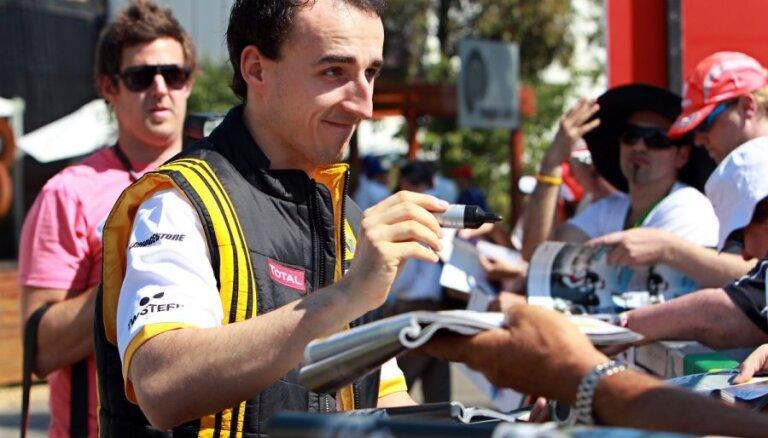 Kubica nākamgad vēlas aizvadīt pilnu sezonu kādā no sacīkšu čempionātiem