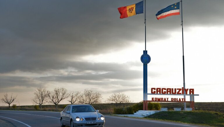 Молдавская Гагаузия стала ближе к России