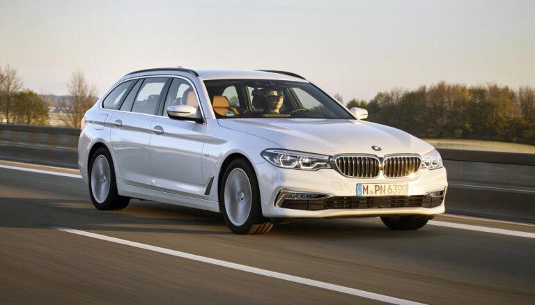 BMW dīzeļa modeļi saņem augstāko Vācijas automobiļu asociācijas atzinību