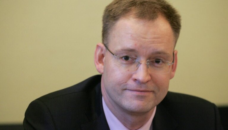Комиссия Сейма приняла отставку главы Комиссии рынка финансов и капитала