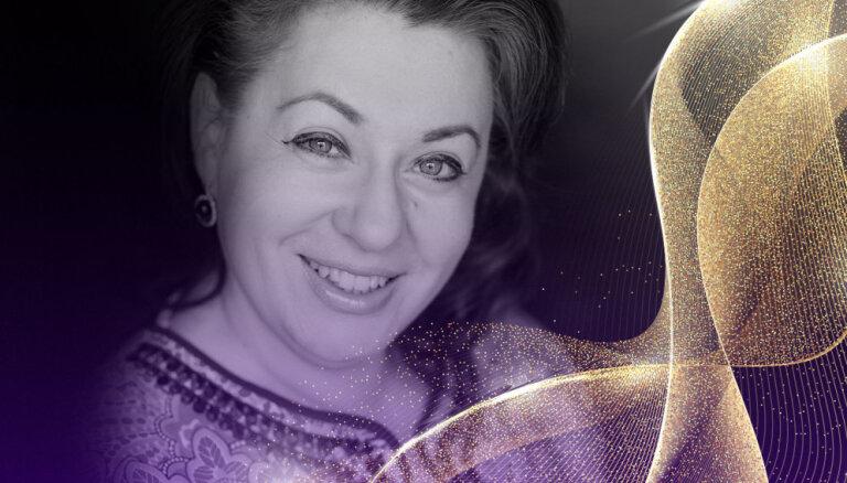 Visdažādāko laikmetu stila meistare – dziedātāja Inga Kalna
