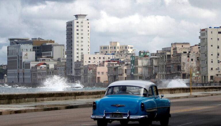 США ввели новые санкции в отношении Китая, Ирана и Кубы