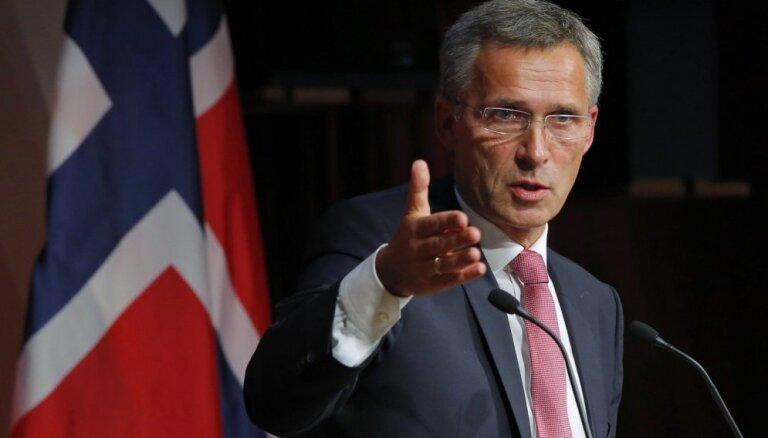 NATO uzaicinās Maķedoniju pievienoties aliansei