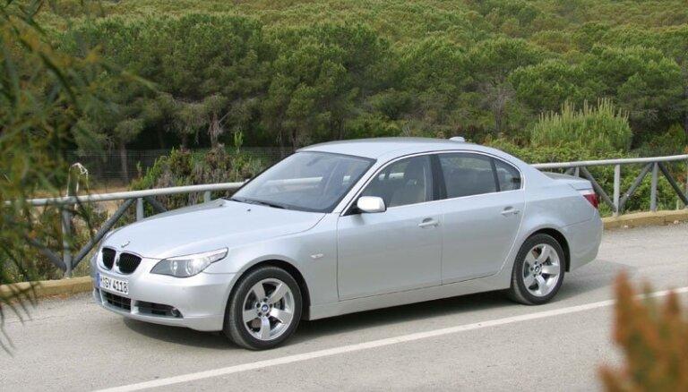 'Balta': Šogad zagtāko auto topā – BMW, 'Toyota', 'Audi' un VW