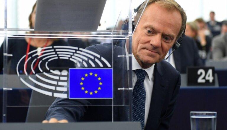 ES samitā panākta vienošanās migrācijas jautājumā