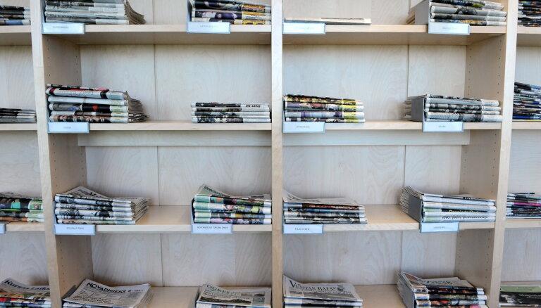 Daugavpils dome nesteidz pārdot laikraksta 'Latgales Laiks' daļas