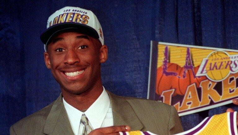 NBA Slavas zālē uzņems Braientu, Dankanu, Gārnetu un vēl sešas zvaigznes, vēsta ESPN