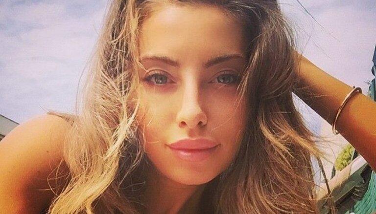 ФОТО: Криштиану Роналду встречается с соблазнительной итальянской моделью