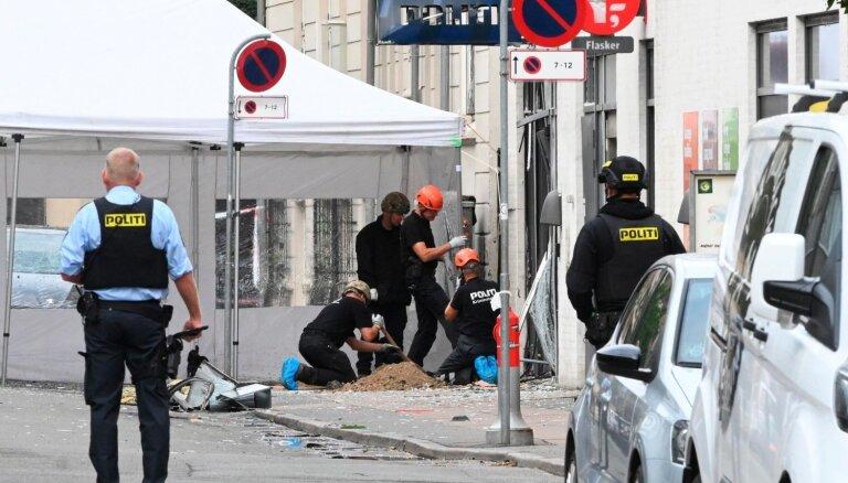 Par sprādzienu Dānijā aizdomās tur divus Zviedrijas pilsoņus