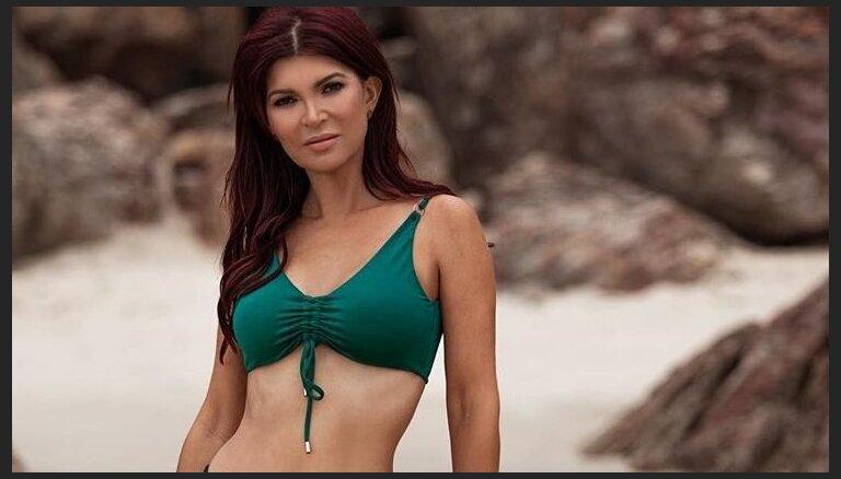 ФОТО. 53-летняя модель раскрыла секрет своей молодости