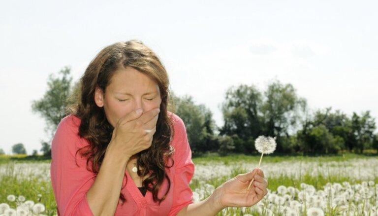 Seši soļi alerģijas riska mazināšanai