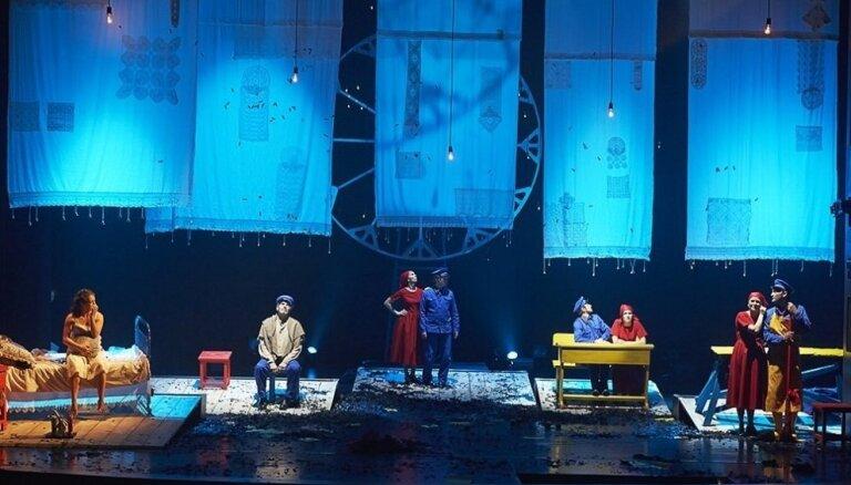 'Teātris.zip' martā piedāvās izrādes krievu valodā