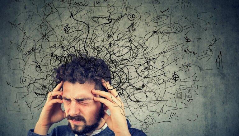 Uzmācīgas domas, trauksme, aizdomīgums. Psihoterapijas aizkulises