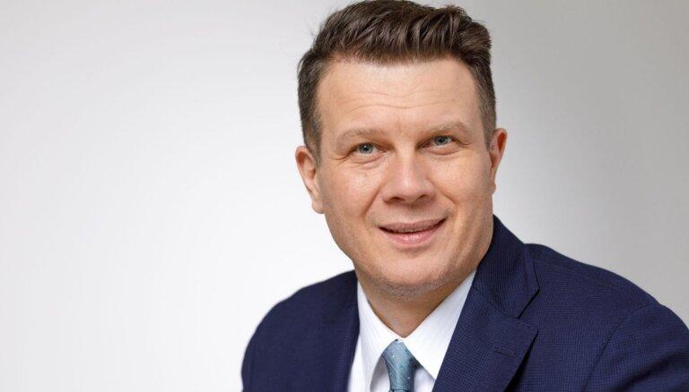 Personība biznesā: 'Accenture' vadītājs Latvijā Maksims Jegorovs