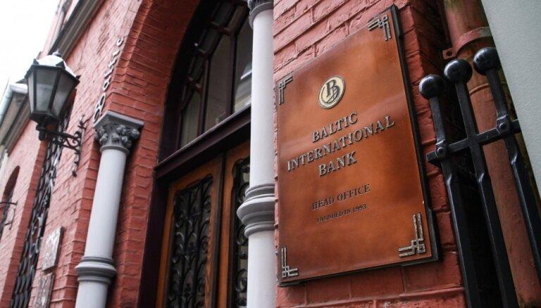 'Baltic International Bank': bankām smagi jāstrādā, lai pārliecinātu zema riska klientus neatstāt Latviju