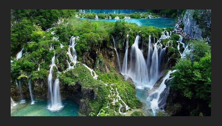 Ievērības cienīgi nacionālie parki, kas pārsteidz ar dabas skatiem