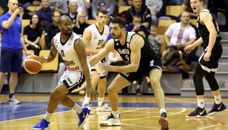 Latvijas - Igaunijas basketbola līgā dalību jau pieteikušas septiņas Igaunijas komandas