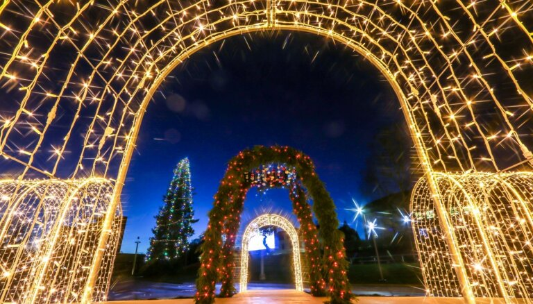 Ziemassvētki Madonā