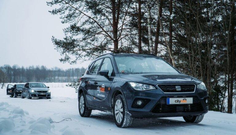 'CityBee' iegādājies 40 jaunas automašīnas