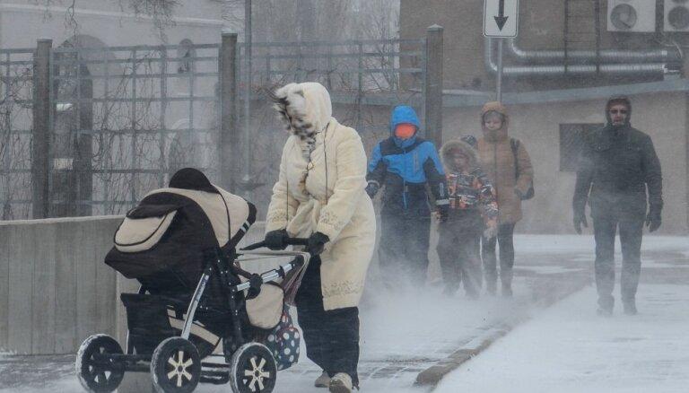 Погода на этой неделе: сильные снегопады, метель, оттепель, дожди, а потом - морозы