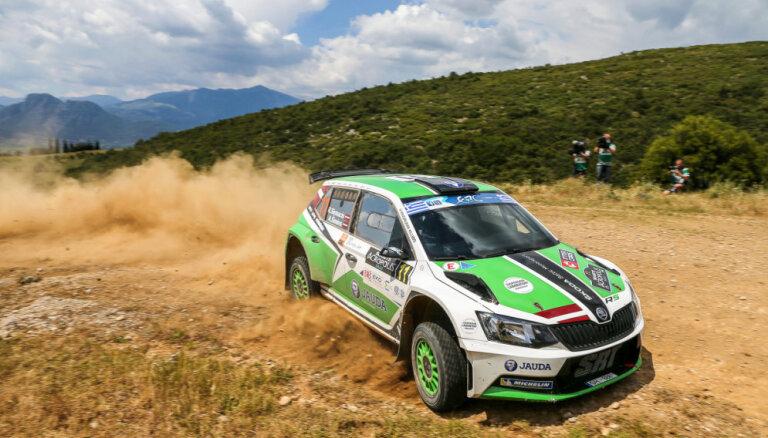 Ralfs Sirmacis: mūsu mērķis 'ERC Rally Estonia' ir uzvara