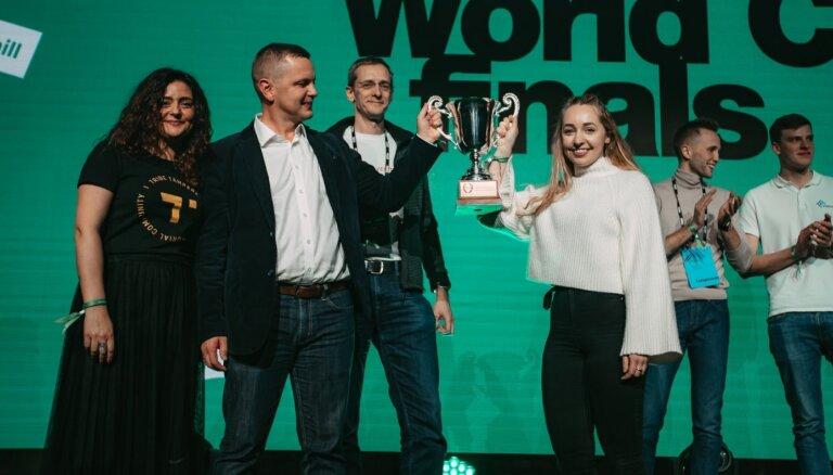 Foto: Ar igauņu 'Woola' uzvaru noslēdzies 'TechChill 2020'